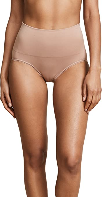 US Medium//Large Details about  /Yummie FRAPPE Cameo Seamless High Waist Shapewear Brief