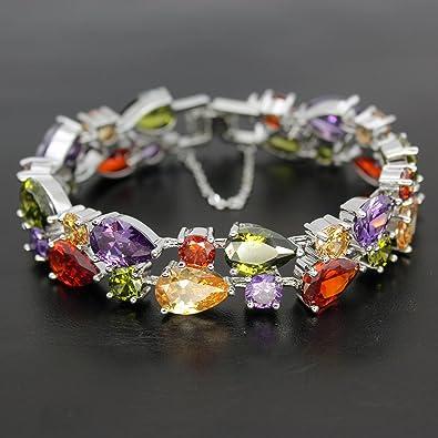 Ladies Bracelets Vintage Style Dual Layer