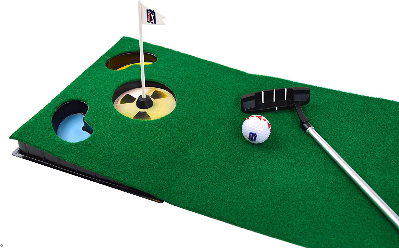 PGA Tour PGAT83 - Alfombra para Golpes de Putt para hogar y ...