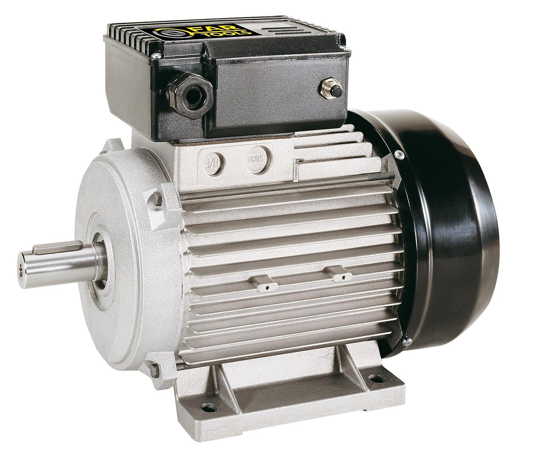 Fartools 117141 Motor eléctrico (3 CV, 2P, 3000 rpm, altura del árbol: 90 mm): Amazon.es: Bricolaje y herramientas