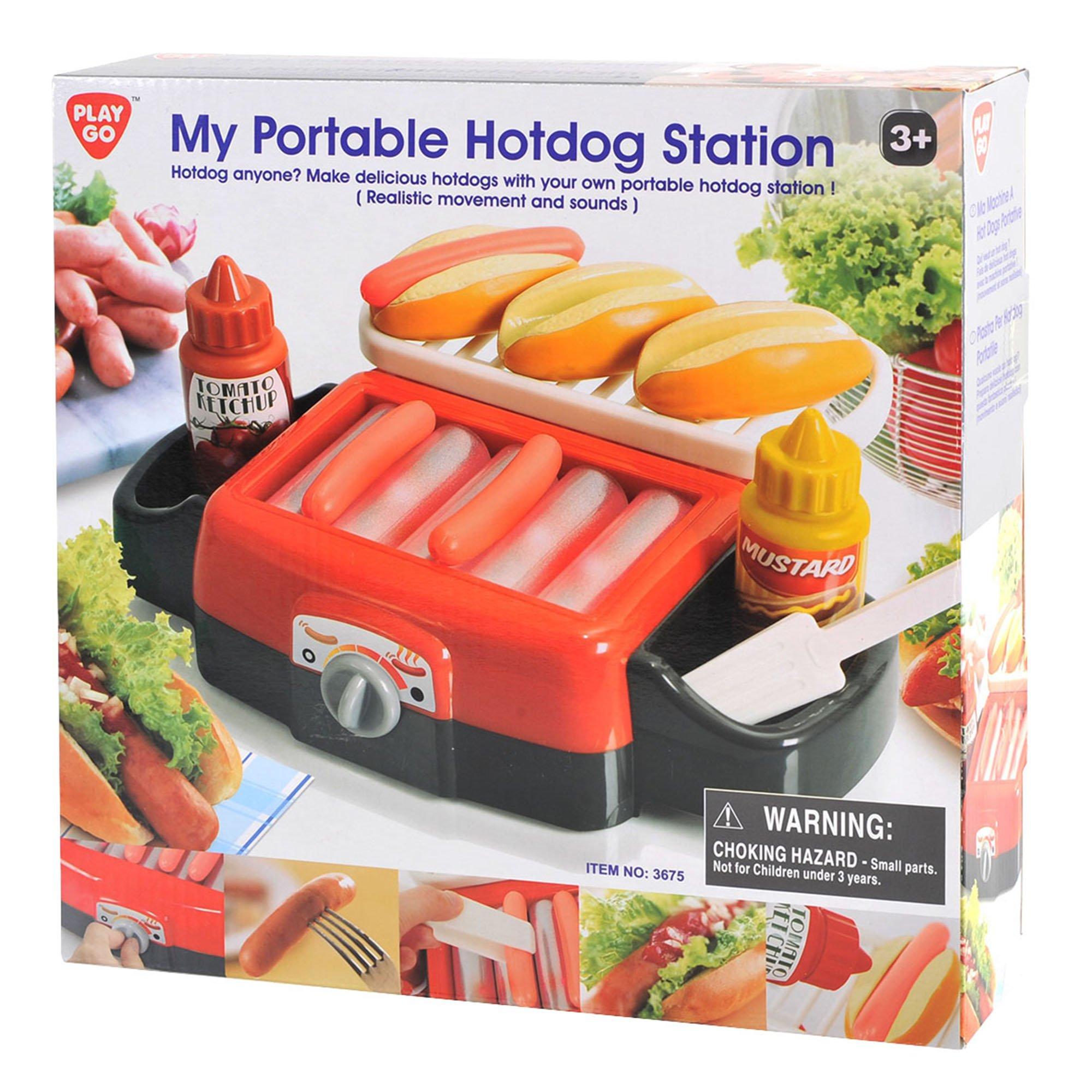 PlayGo My Portable Hotdog Station