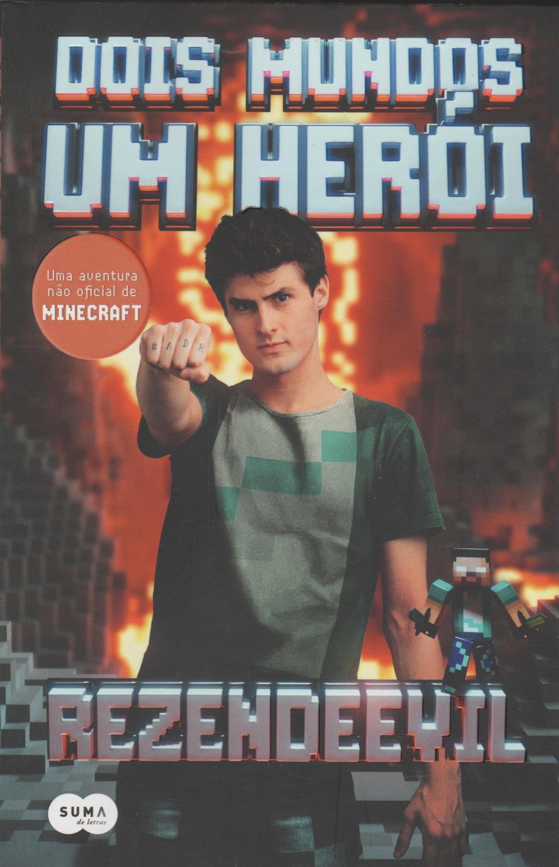 Dois Mundos. Um Herói. Uma Aventura não Oficial de Minecraft (Em Portuguese do Brasil): Vários Autores: 9788581053127: Amazon.com: Books