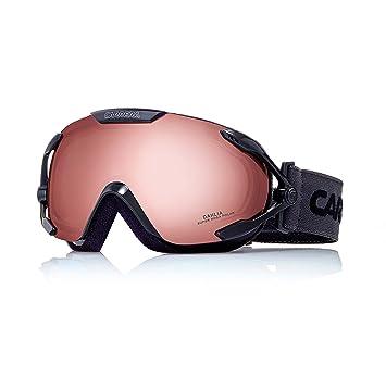 fb17f7c620850 Carrera masque de ski pour femme dahlia sph uS m0040392D99TV rouge noir mat