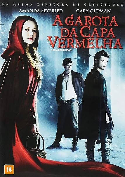 A Garota Da Capa Vermelha [DVD]: Vários Atores, Catherine ...