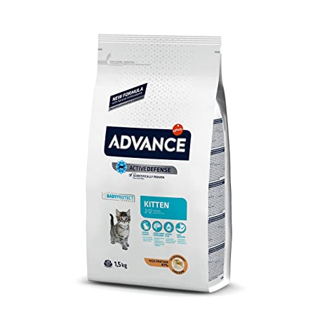 Advance Pienso para Gatos Kitten - 1,5 KG
