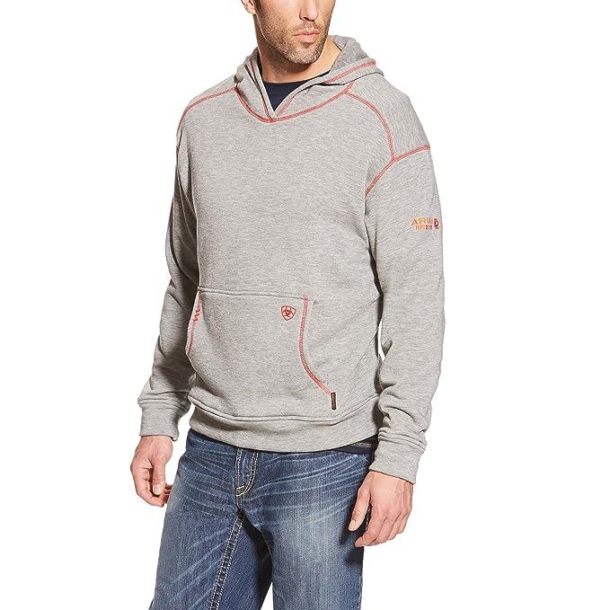 Ariat Men's Flame Resistant Polartec HoodieShirt