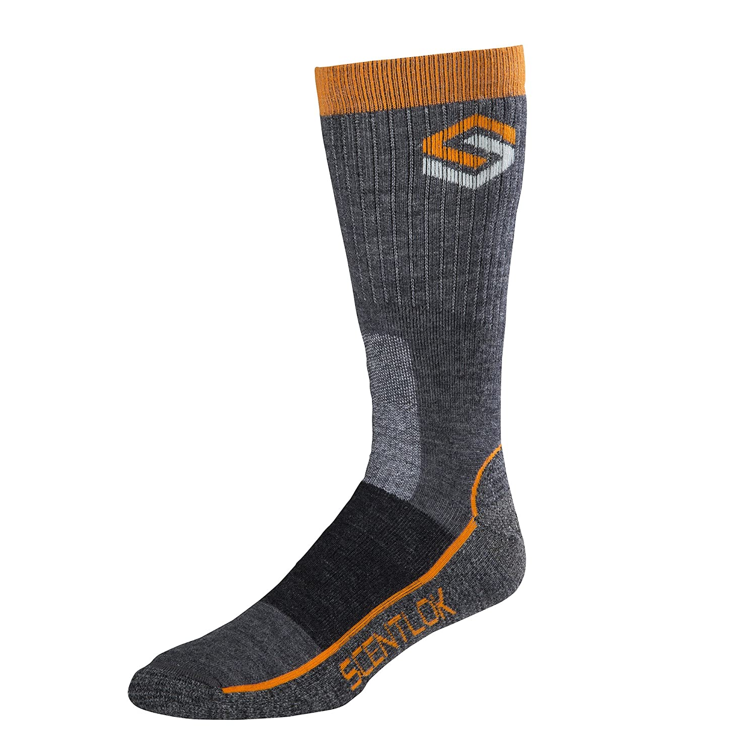 ScentLok Mens Merino Hiking Socks