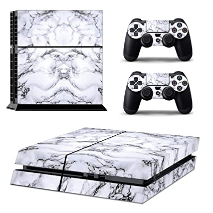 Ps4 Console Skins,Compatible with Playstation 4 Console Skin| ps4 Skins|  ps4 Stickers|ps4 Decals|ps4 Skins Console and Controller |Ps4 Cover Skin