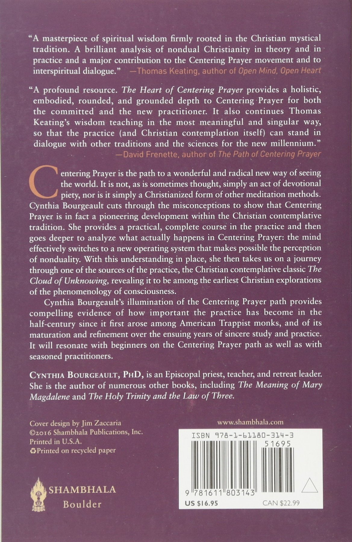The heart of centering prayer nondual christianity in theory and the heart of centering prayer nondual christianity in theory and practice cynthia bourgeault 9781611803143 amazon books fandeluxe Image collections