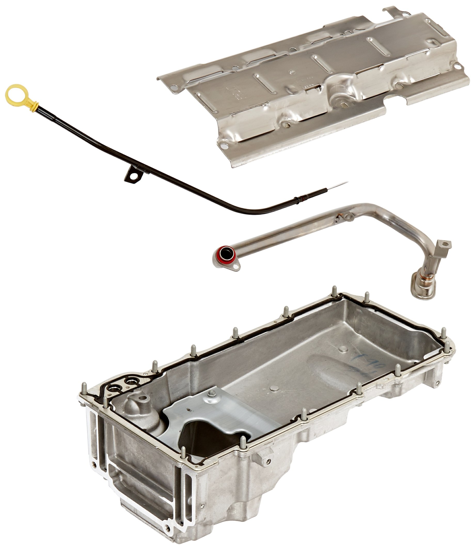 GM Performance Parts 19212593 Oil Pan by GM Performance Parts