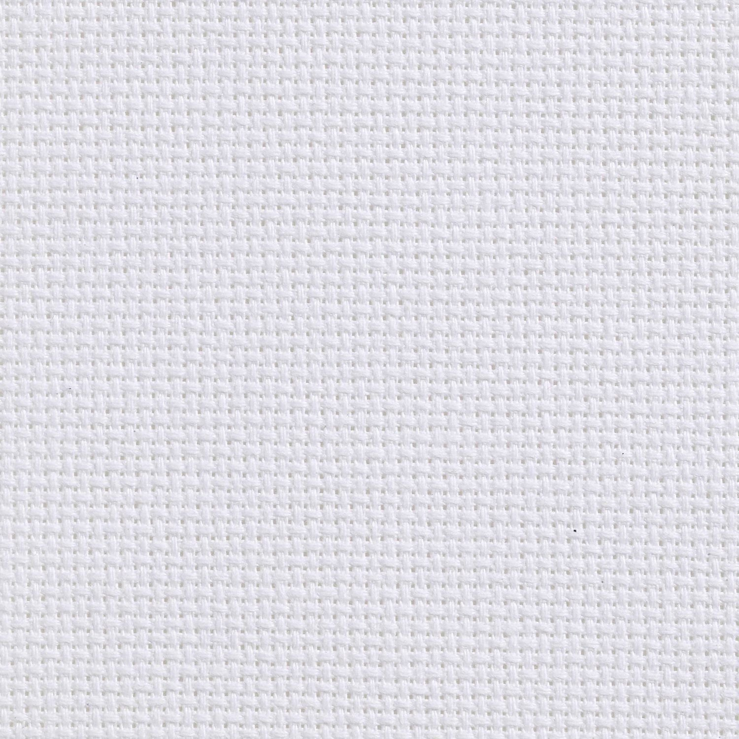 "White 11 Count Cotton Aida Cloth 100cm x50cm/39.37""x19.68"" 11ct 100% Cotton Yarn Cross Stitch Fabric DIY Embroidery Kit Home Decor Arts Crafts & Sewing Needlework ZTGT"