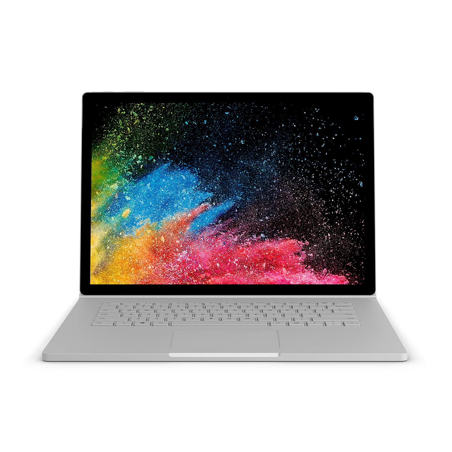 TALLA 15 pulgadas. Microsoft Surface Book 2 - Ordenador portátil convertible táctil 15'' (Intel Core i7-8650U, 16GB RAM, 1TB SSD, Nvidia GeForce GTX1060-6GB, Windows 10 Pro) Plata - Teclado QWERTY Español