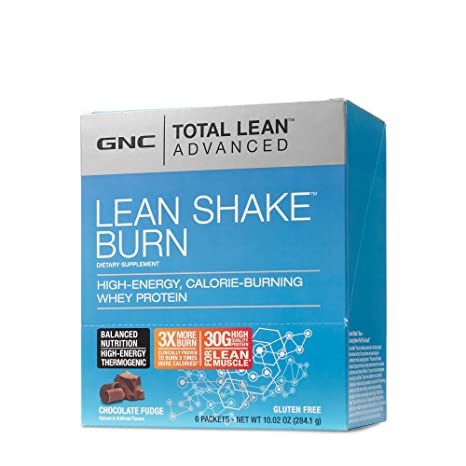 GNC Total Lean Advanced Shake Burn