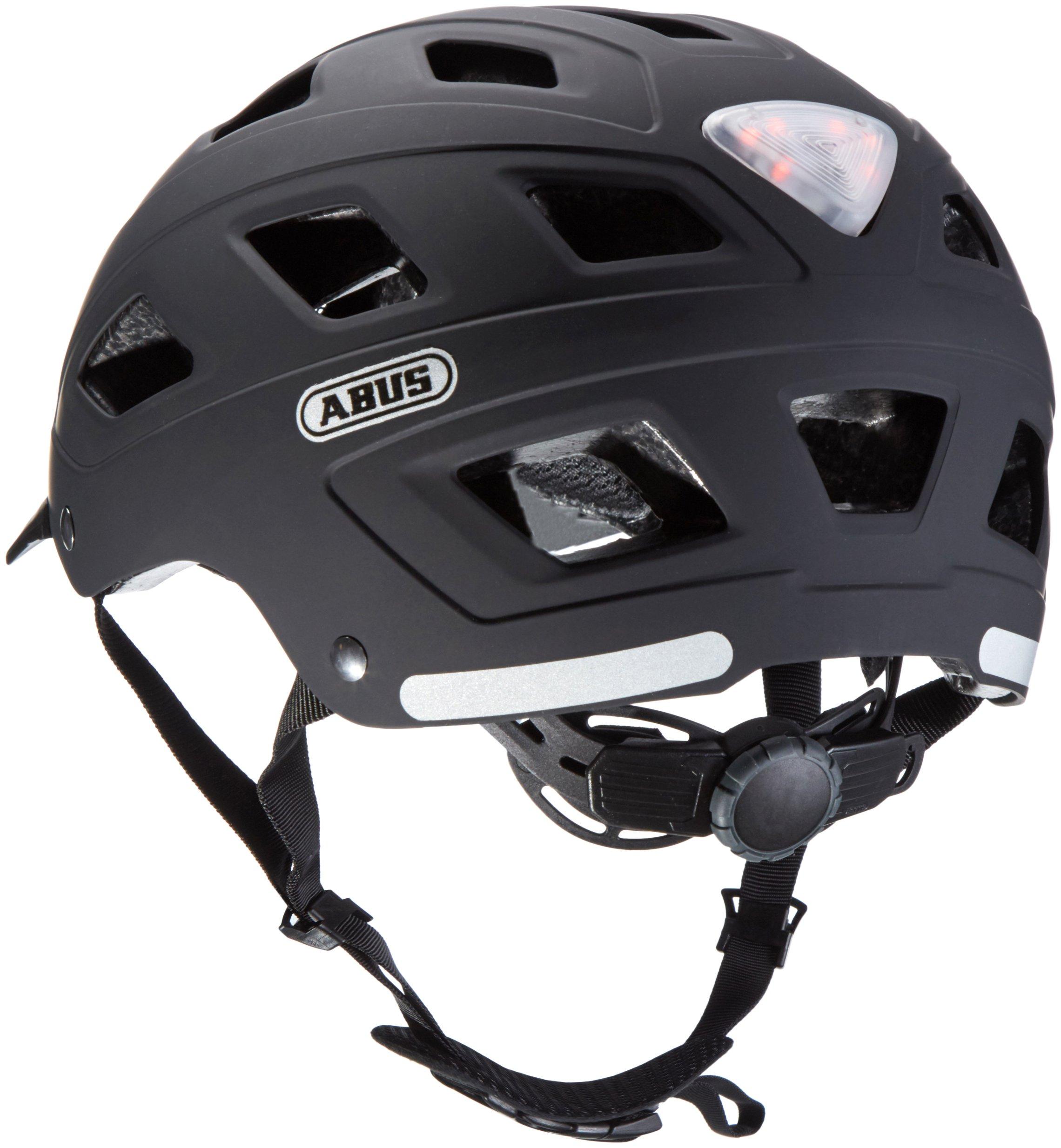 Comprar ABUS Hyban Velvet Patinete Negro - Cascos de protección para deportes (Mate)