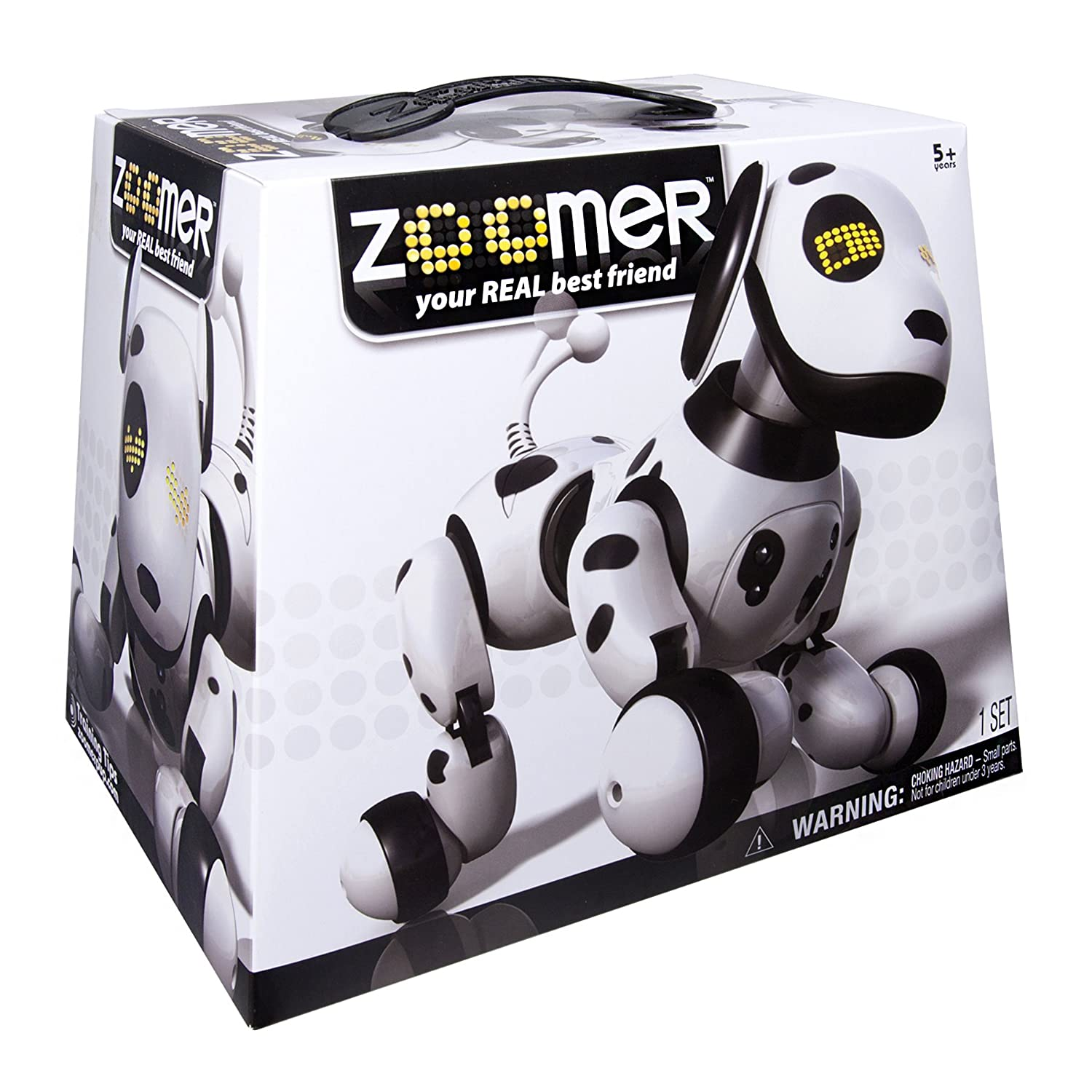 amazon com zoomer interactive puppy toys u0026 games