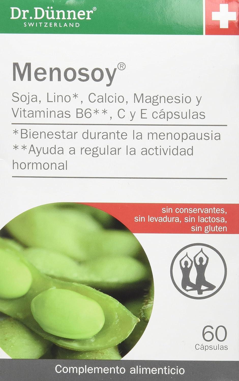 Dr. Dünner Menosoy Complemento Alimenticio - 126 gr