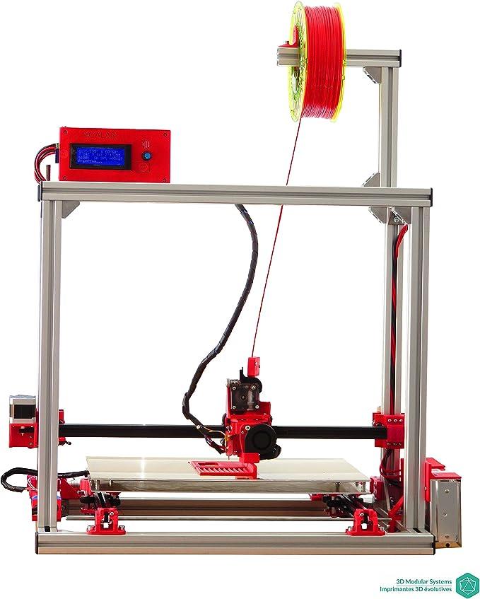 Scalar XL Premium – 40 x 30 x 30 cm – Impresora 3D Francesa ...