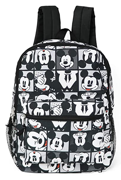 2c7b96a35d5 Disney Kids  Mickey Mouse All Over Print Backpack