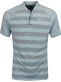 ebaafcfb Amazon.com: Nike Dri Fit Momentum Golf Polo 2019 Burgundy Crush ...