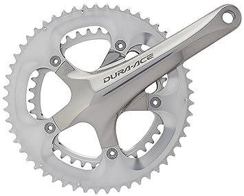 aa065025fc0 Shimano Crank Chainset D/Ace 7800 53/39 177.5mm: Amazon.co.uk ...