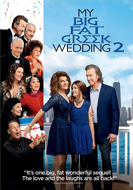 Amazon.com: My Big Fat Greek Wedding 2: Nia Vardalos, Kirk Jones ...