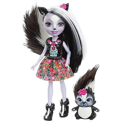 Enchantimals Sage Skunk Doll: Toys & Games