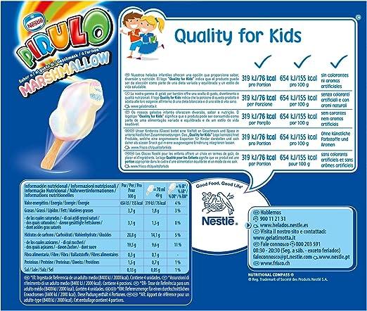 Nestlé, Helado - 8 de 196 gr. (Total 1568 gr.): Amazon.es ...