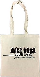 Erido Backdoor Street Borse Riutilizzabili Per La Spesa Shopping Bag For Graceries