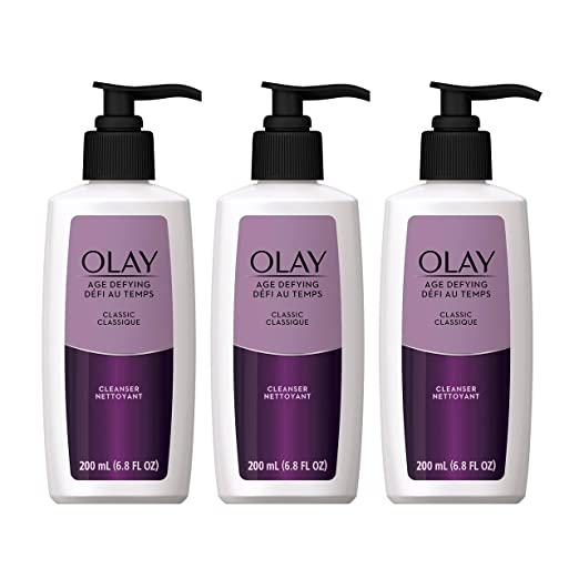 Olay Age Defying Cleanser 3-Pa...