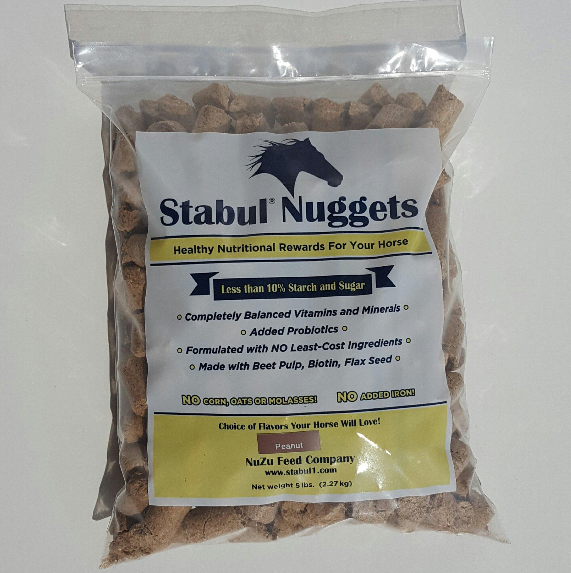 Stabul Nuggets, Peanut, 5lb. by Stabul (Image #1)