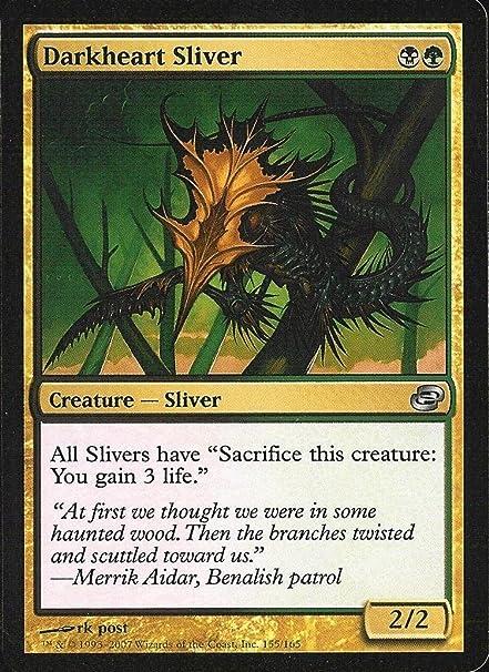 Necrotic Sliver ~ Planar Chaos ~ Excellent ~ Magic the Gathering MTG