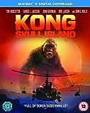 Kong: Skull Island [Blu-ray + Digital Download] [2017]