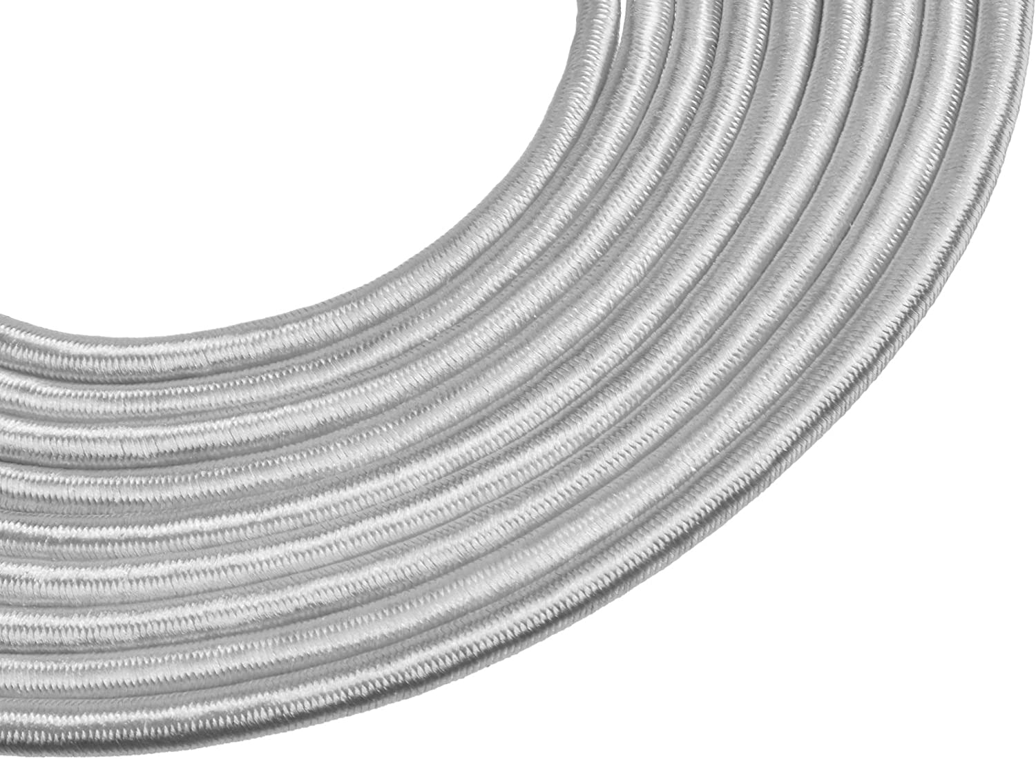 AmazonBasics High-Speed Braided HDMI Cable Silver