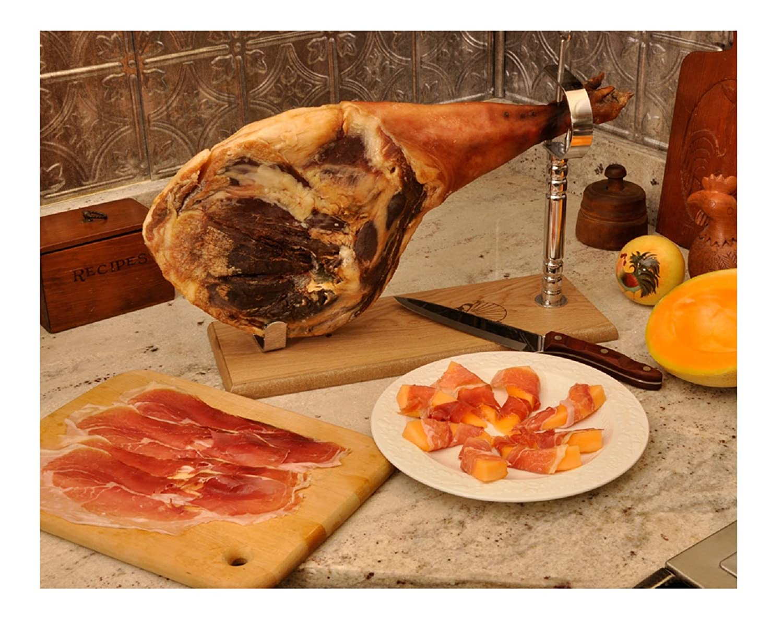 Johnston County Hams Curemaster\'s Reserve Mangalitsa Pork Shoulder ...