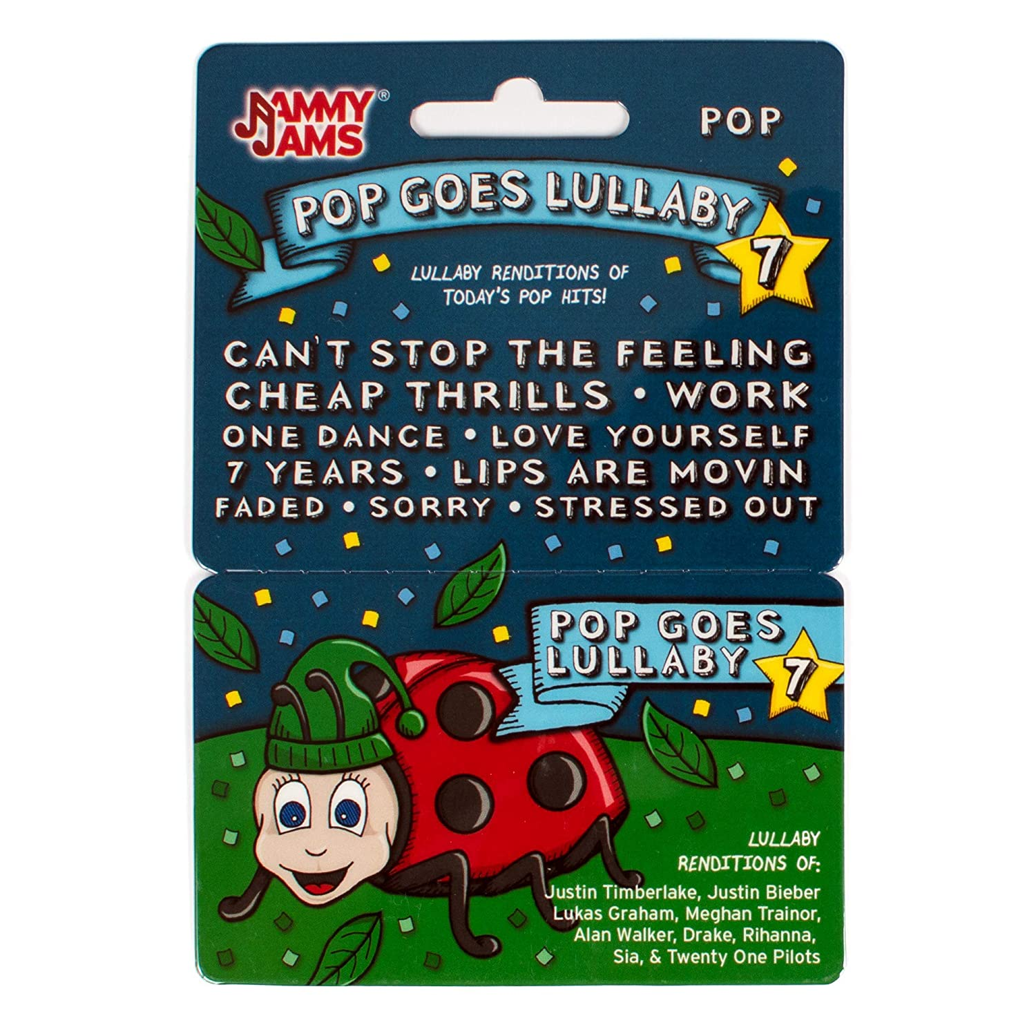Pop Goes Lullaby Lullaby Renditions of Todays Pop Hits Jammy Jams Lullaby Download Card Full Album Download Card Greatest Naps, Vol. 1: The Best of Jammy Jams