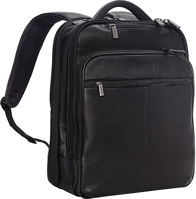 Top 10 Mens Leather Backpack With Laptop Compartment