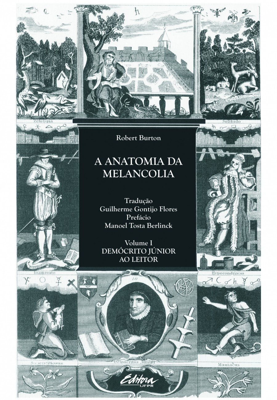 A Anatomia Da Melancolia - Volume 1: Amazon.co.uk: Robert Burton ...