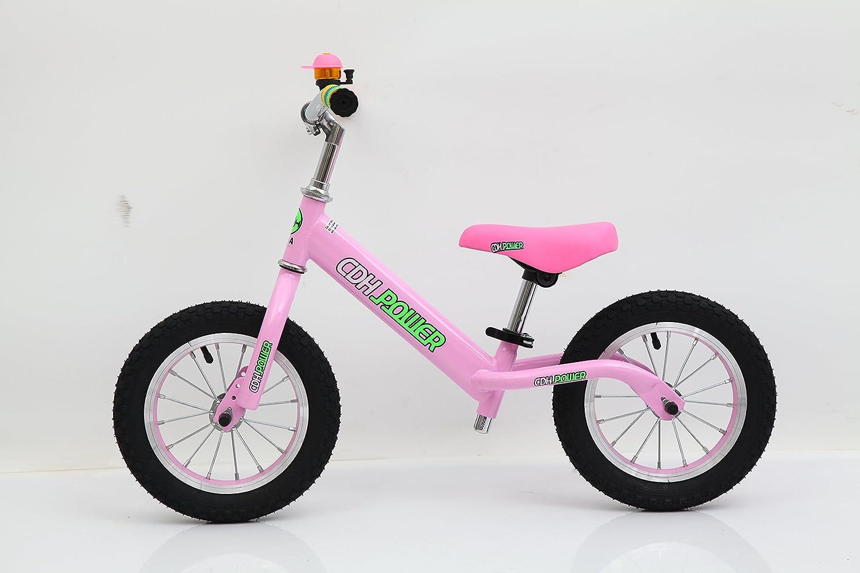CDHPOWER 12×2.125インチ CDHPOWER 調整可能 バランスバイク ピンクバランスバイク 対象年齢2~6歳 対象年齢2~6歳 10.12ポンド 10.12ポンド B075J8K5R1, 東京家具:a28b3699 --- hasznalttraktor.e-tarhely.info