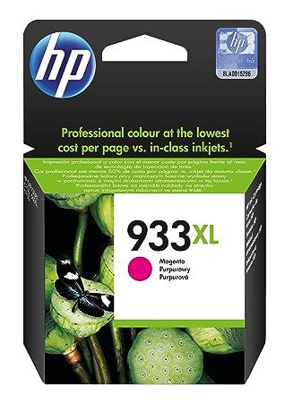 HP 933XL Officejet Magenta Ink Cartridge  Magenta  Ink Cartridges
