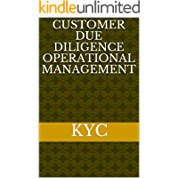 Customer Due Diligence Operational Management