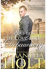 All's Fair in Love and Debauchery (The Inheritance Clause Book 4) Kindle Edition
