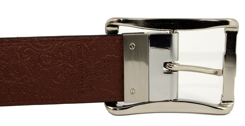 Robert Graham Mens Reversible Paisley Belt