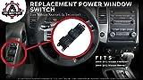 Power Window Switch Fits Nissan Frontier, Nissan