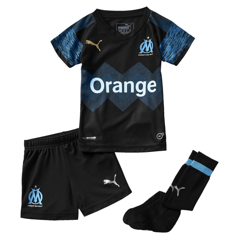 Puma Olympique de Marseille Kinder Mini Auswärtsset