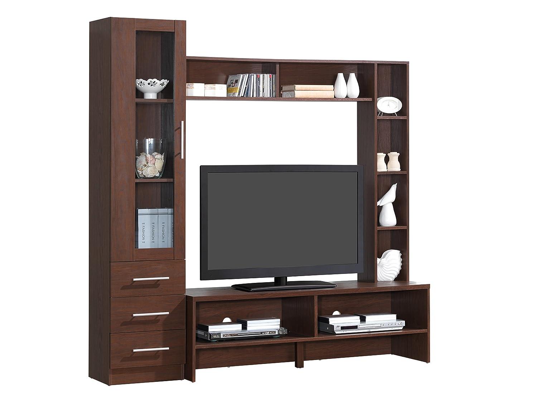 amazon.com: techni mobili entertainment center with storage for ... - Mobili Tv Amazon