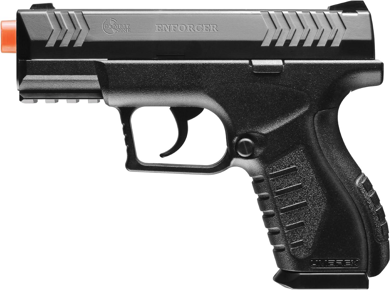 Combat Zone Enforcer CO2 Airsoft Pistol