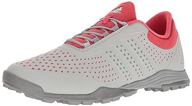 purchase cheap 6052d d09f0 adidas Womens Adipure Sport Golf Shoe, Core Pink, ...