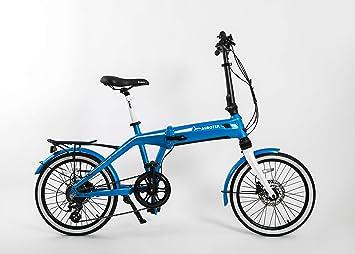 Aurotek Sintra Bicicleta Eléctrica Plegable de 20