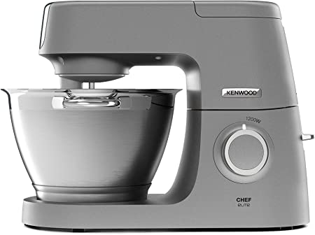 Kenwood Chef Elite KVC5320S Robot de cocina, accesorios de acero ...