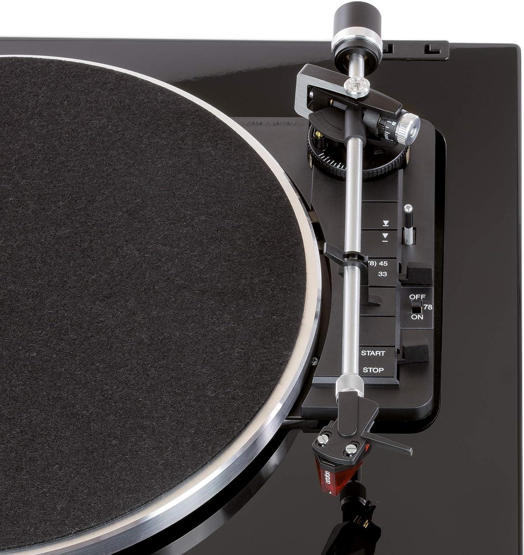 Dual Plattenspieler Cs 465 Schwarz Piano Elektronik
